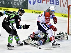 22. kolo extraligy: Pardubice - Mladá Boleslav 2:3