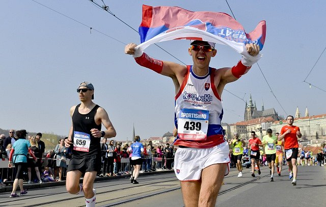 Pražský půlmaraton