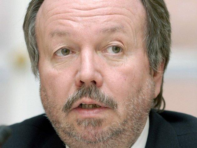 Sociolog Petr Matějů
