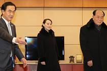 Sestra severokorejského diktátora Kim Jo-čong a Kim Jong-nam