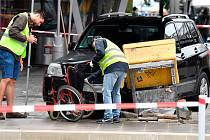 V Berlíně najelo auto do skupiny lidí. Zřejmě šlo o nehodu