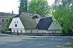 Rodný dům spisovatele Aloise Jiráska v Hronově.
