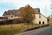 Důl Alte Elisa ve Freibergu