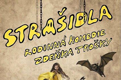 Strašidla, nová komedie Zdeňka Trošky