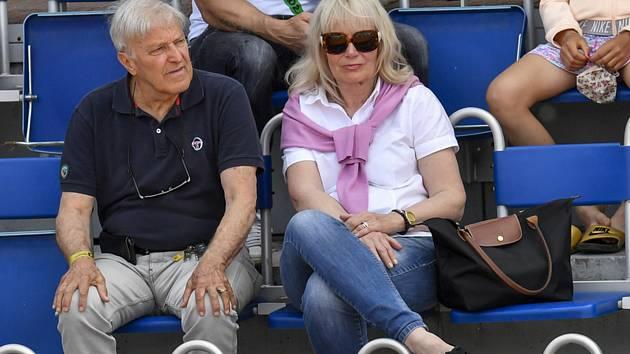 Wimbledonský vítěz Jan Kodeš