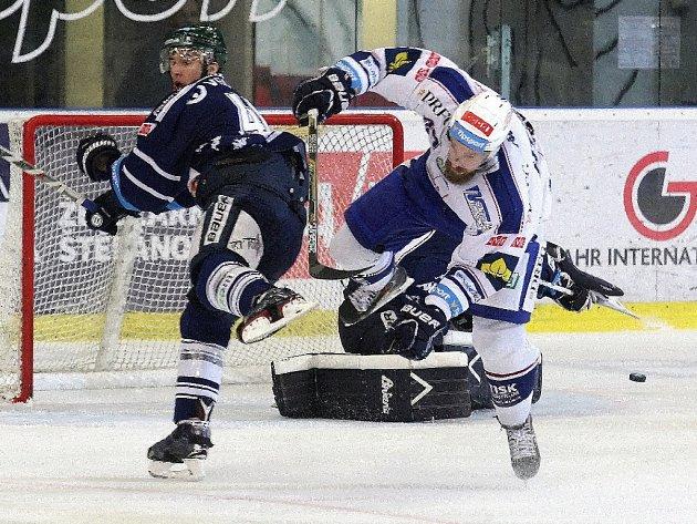 Brno porazilo Vítkovice
