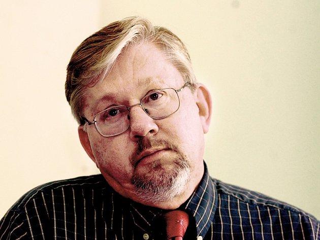 Profesor ústavního práva Aleš Gerloch.
