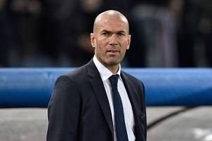 AS Řím - Real Madrid: Zinedine Zidane