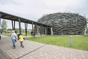 Farma Čapí hnízdo. Ilustrační snímek
