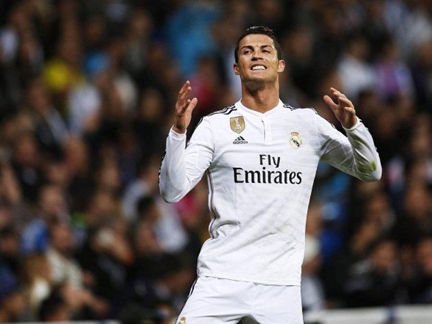 Real Madrid udržel v Lize mistrů především Cristiano Ronaldo.