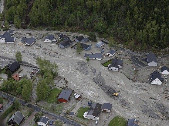 V Norsku byly kvůli povodni evakuovány stovky lidí.