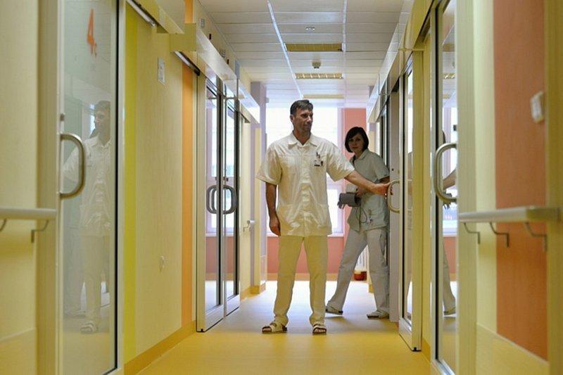 Nemocnice, lékař - ilustrační foto