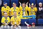 MS v hokeji: Fanoušci Švédska