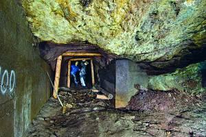 Důl Bohumír v Jívce.