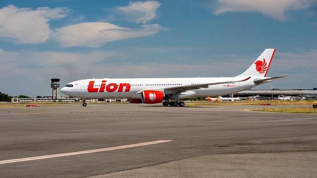 A330-900 v barvách Lion Air