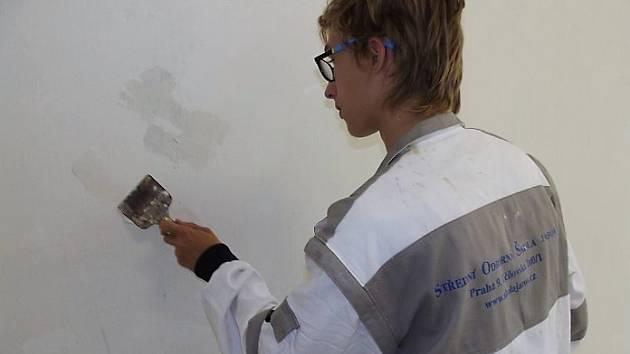 Malíři, ilustrační foto.
