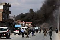 V Kábulu došlo k dalším sebevražedným útokům.