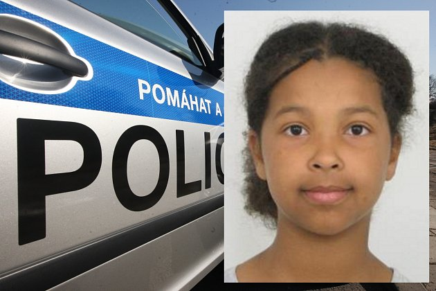 Hledaná třináctiletá Angelina Ramaní Rabsatt