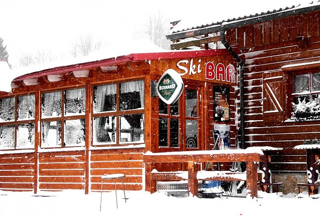 Ski bar České Petrovice
