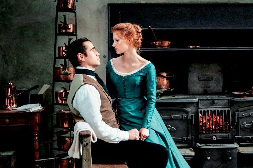 Slečna Julie - Příběh noci svatojánské, při níž se Julie – dcera anglo-irského aristokrata – snaží svést sluhu jejího otce, natočila Liv Ullman podle slavné Strindbergovy předlohy.