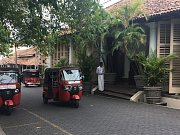 Srí Lanka po teroristických útocích.
