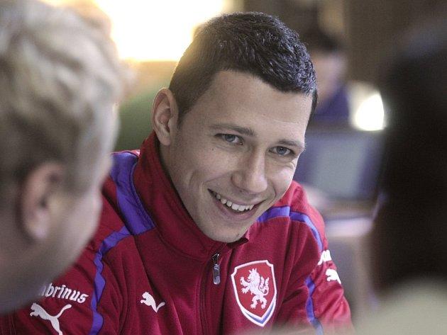 Fotbalový stoper Marek Suchý dvakrát vyhrál českou ligu se Slavií a teď je i mistrem Švýcarska.