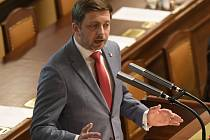 Poslanec a předseda hnutí STAN Vít Rakušan