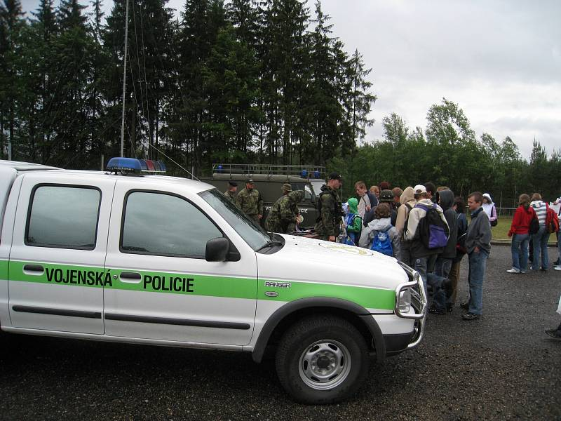 Základna munice Armády ČR v Týništi nad Orlicí