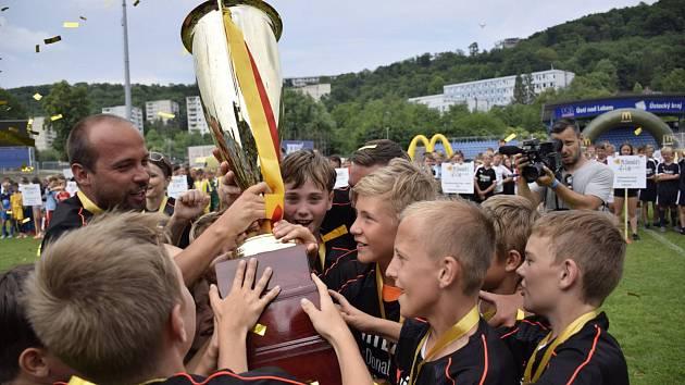 Vítězem 21. ročníku turnaje je ZŠ Klegova z Ostravy