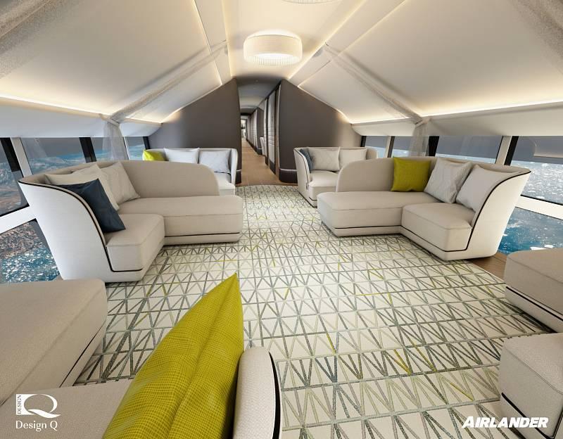 Zatím jde jen o vizualizaci, už za pár let se ale podobný výjev má stát skutečností. Švédský startup plánuje pravidelné lety vzducholodí nad Severní pól. Šestnáctka cestujících si užije luxus v oblacích, vybavení stroje bude připomínat luxusní jachtu.