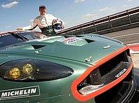 Tomáš Enge, Aston Martin DBR9