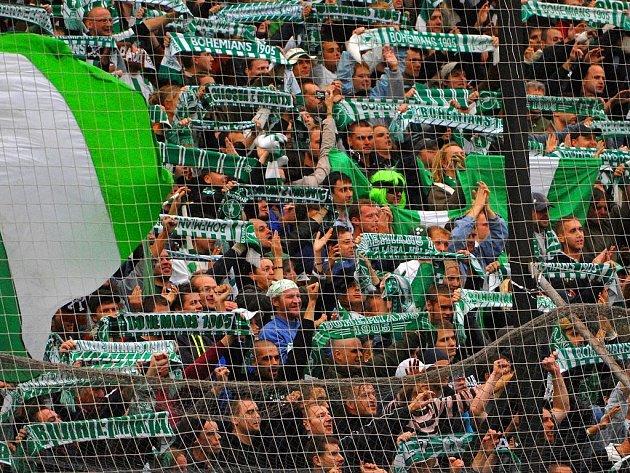 Fanoušci Bohemians se dočkali premiérového bodu v Gambrinus lize.