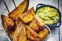 Americké brambory podle foodblogera