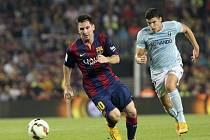 Lionel Messi vystřelil proti Eibaru 250. gól ve španělské lize a jedna branka ho dělí od nejlepšího střelce v historii soutěže Telma Zarry.