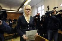 Kristýna Kočí před soudem