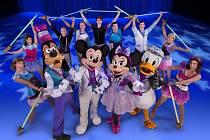 Disney on Ice uvádí do ČR pohádkovou zábavu v  nové lední revue z dílny Walta Disneyho Magical Ice Festival.