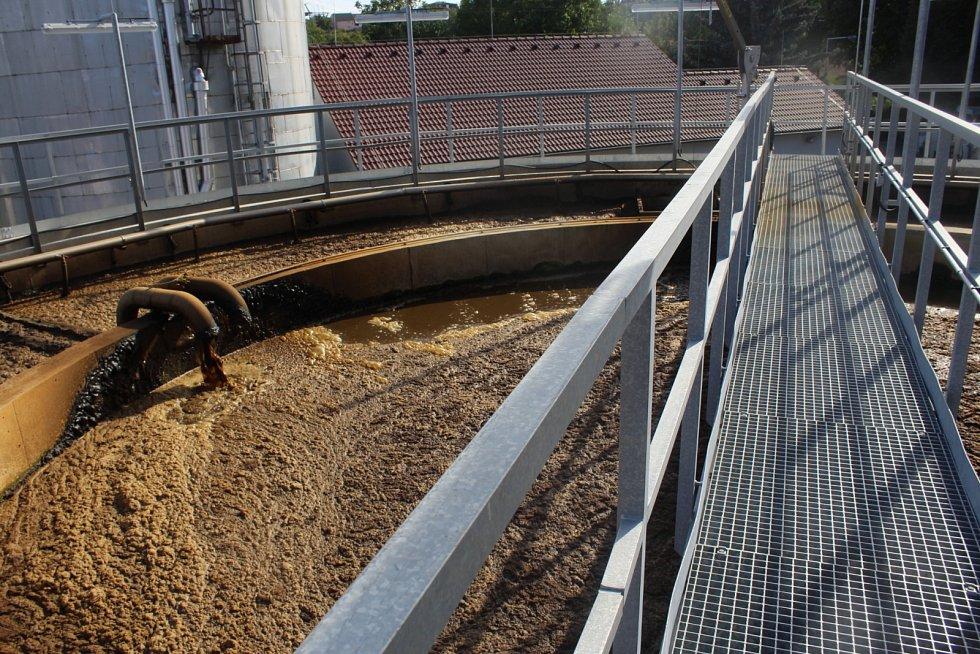 Horoměřice a jejich čistírna odpadních vod