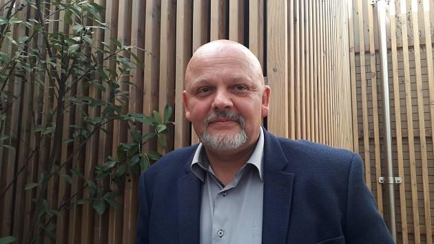 Místopředseda hnutí Přísaha Jaroslav Pelc