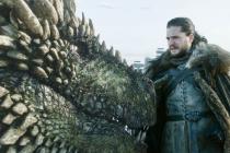 Kit Harington jako Jon Snow v seriálu Hra o trůny