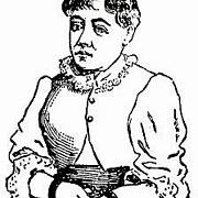 Portrét Lizzie Halliday