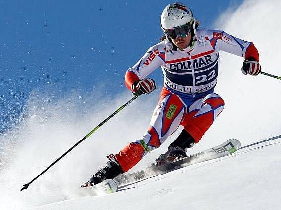 Ondřej Bank zajel životní slalom. Dokončil ho na sedmém místě.