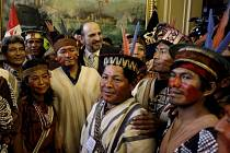 Peruánská prokuratura zahájila nové vyšetřování údajných nucených sterilizací statisíců domorodých žen, které se prý prováděly koncem minulého století za vlády kontroverzního prezidenta Alberta Fujimoriho.
