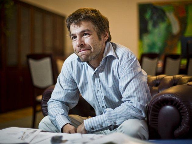 Robert Pelikán, první náměstek ministryně spravedlnosti, poskytl 8.července vPraze rozhovor Deníku.