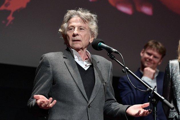 Roman Polanski na premiéře svého nového filmu v roce 2017