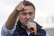 Ruský opoziční předák Alexej Navalnyj
