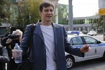Ruský opozičník Dmitrij Gudkov zemi raději opustil.