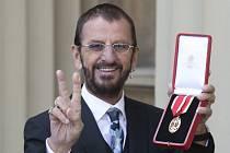 Sir Richard Starkey alias Ringo Starr
