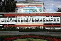 Tiraspol, hlavní město Podněstří