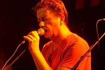 Lídr kapely Precedens Martin Němec