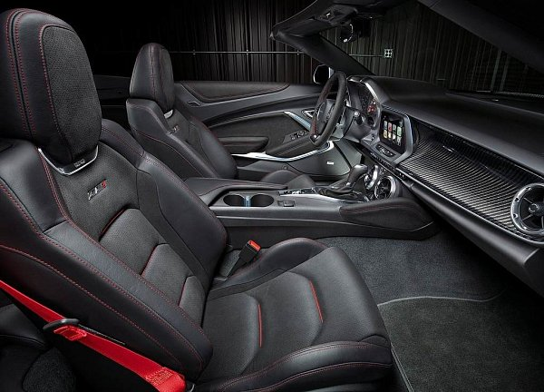 Chevrolet Camaro ZL1 Convertible.